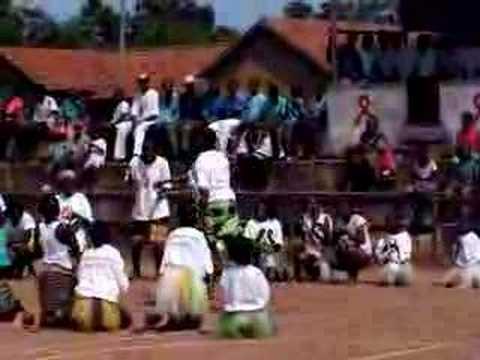 Dance of MOZAMBIQUE