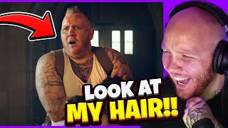 TIMTHETATMAN REACTS TO HIS OWN COMMERCIAL!!