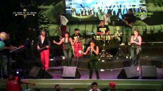 Amor de etiqueta La Caro band En La Casa De La Salsa 01 02 14