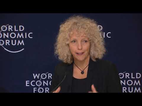 Davos 2019 - Press Conference: How can we move to more sustainable consumption?