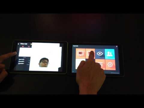 Call to Neighbor - VYROX Video Intercom System