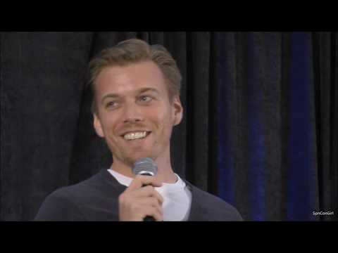 SpnPitt Jake Abel 17 minutes of his Panel 2017 Supernatural