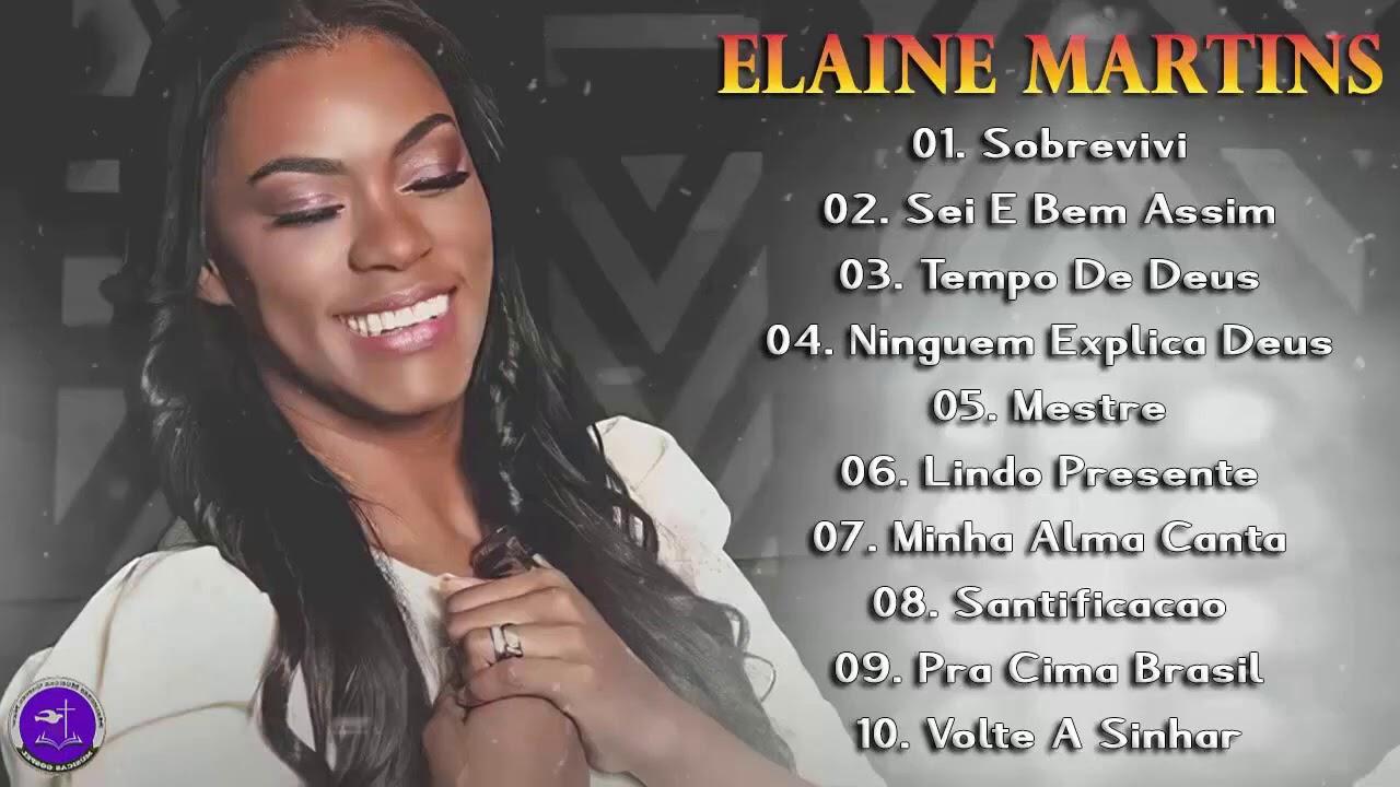 ELAINE MARTINS 2021 CD COMPLETO SO AS MELHORES