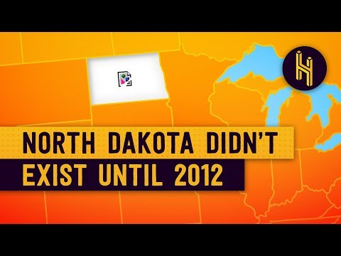 Why North Dakota Wasn't Technically A State Until 2012