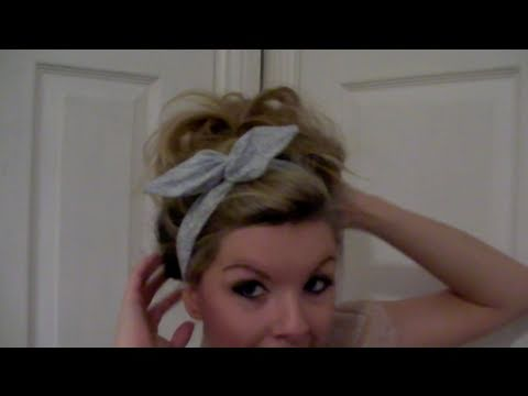 Demo  How to Wear Your Dolly Bow - YouTube 71a23e66645