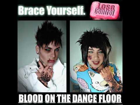 Blood On The Dance Floor Lose Control Lyrics In Crotchbar