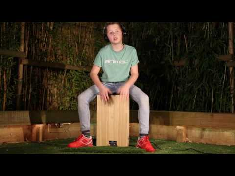 Cajon Cover   Galway Girl   Ed Sheeran