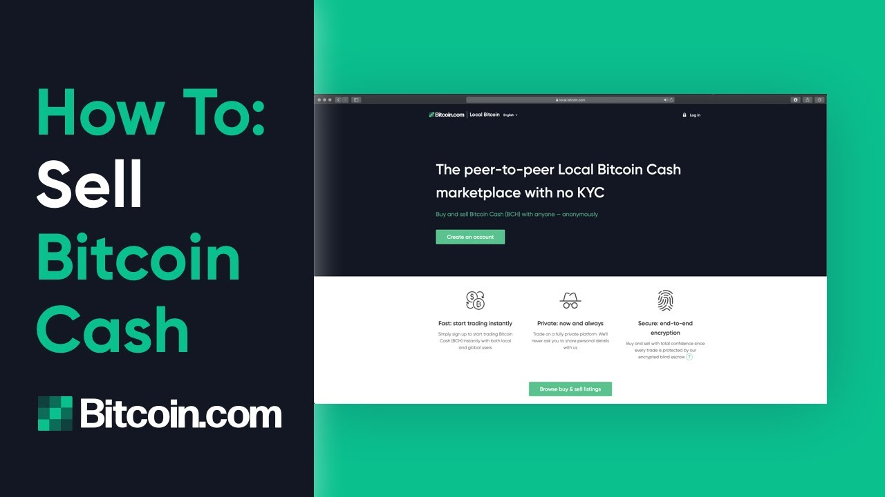 buy bitcoin cash from bitcoin