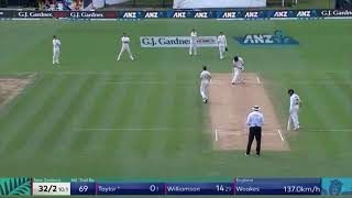 Tylor show brilliance 105 vs England test cricket match