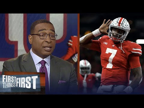 Cris Carter thinks Dwayne Haskins would be a good fit with the Giants   NFL   FIRST THINGS FIRST
