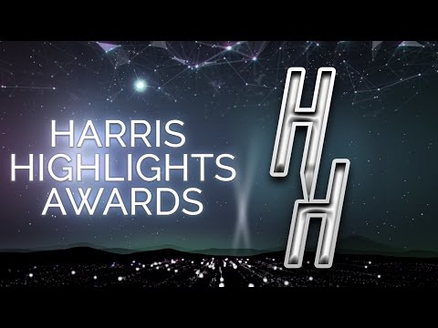 The Harris Highlights Show - Ep.13 || Awards Show + Merch!