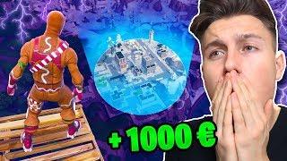 WER zuletzt TILTED TOWERS verlässt bekommt 1000€ in Fortnite!