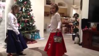 Poodle Skirt Gift