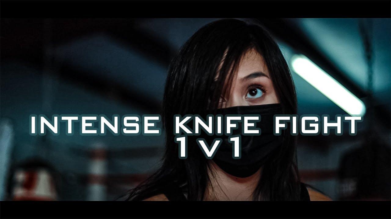 INTENSE KNIFE FIGHT 1V1