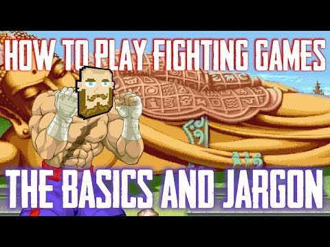 How To Play Fighting Games | The Basics And Jargon