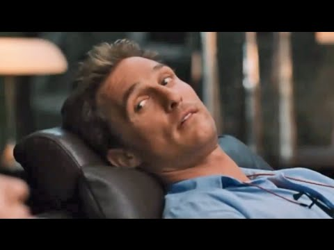 Watch all the ridiculous sounds Matthew McConaughey makes in his movies in this funny supercut