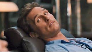 Matthew McConaughey Makes Noises