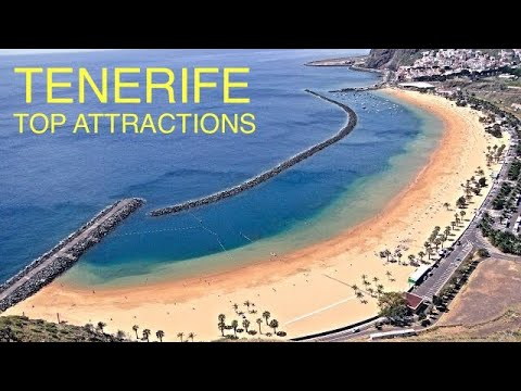 Tenerife  - 6 Top Attractions HD