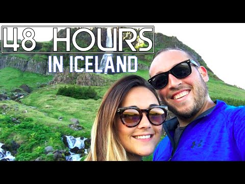 48 Hours in Iceland 2016: The Ultimate Insane Road Trip