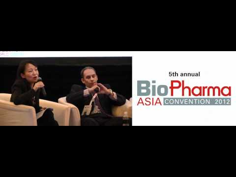 Innovative Business Models: Leveraging on partnerships Biopharma Asia Convention 2012