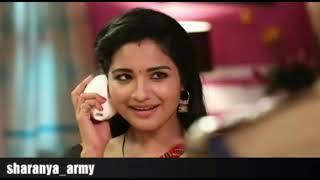 Nenjammarappathalli Sharanya and amit with bgm