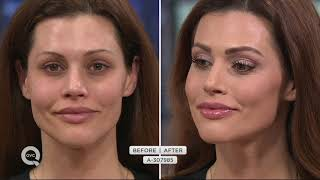 Westmore Beauty Magic Effects Powder to Cream Concealer with Brush on QVC