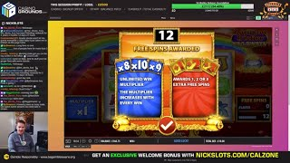 Casino Slots Live - 29/08/19 *MONSTER WIN & CASHOUT!!!*