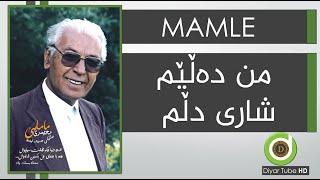 MAMLE - Mn Dalem Shari Dlm - with Lyrics - HD | محەممەد ماملێ - من دەڵێم شاری دڵم