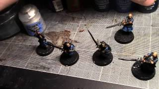 Hobby Vlog: Painting Clansmen of Lamedon - GBHL Jamie #20