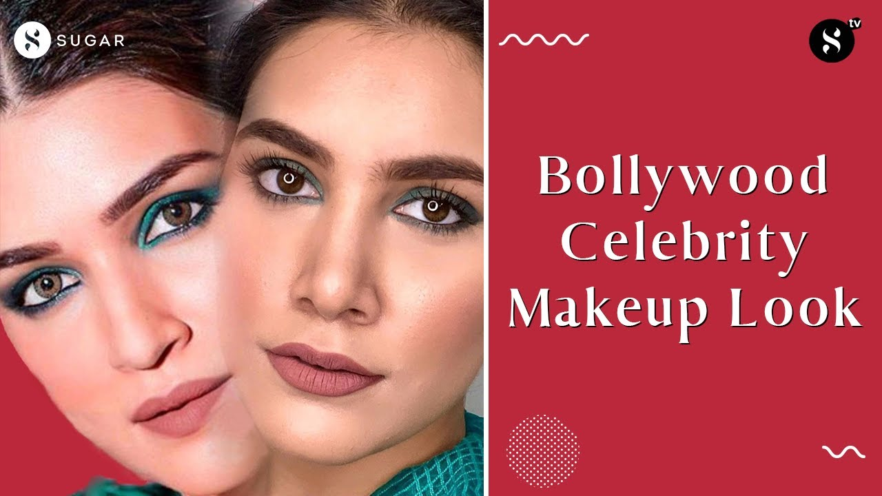 Bollywood Celebrity Makeup Look | SUGAR Cosmetics