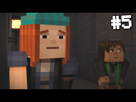 Minecraft Story Mode: Episode 2 Part 2 - INFECTED