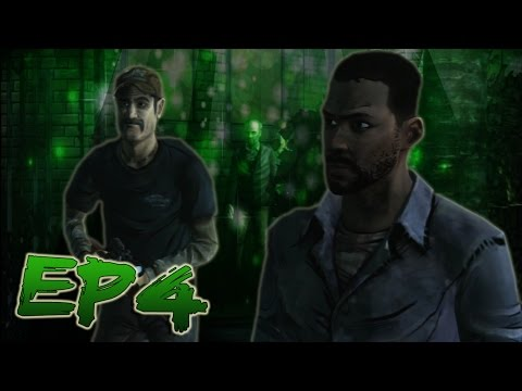 """""""Lee The Asshole"""" (Kenny's BestFriend) - The Walking Dead Game Ep 4"""