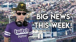 BIG NEWS THIS WEEK
