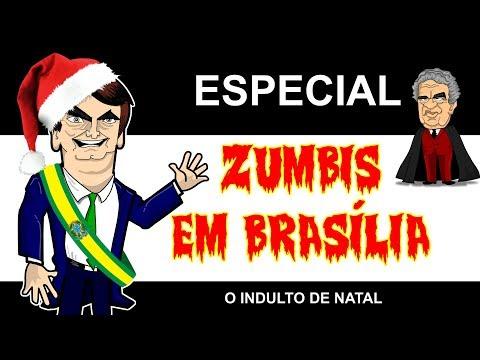 Zumbis Em Brasília Especial De Natal 1