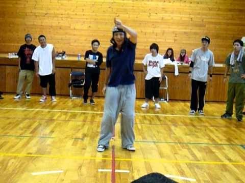 Lockin' Pick Up @ 夏合宿 Battle 2010