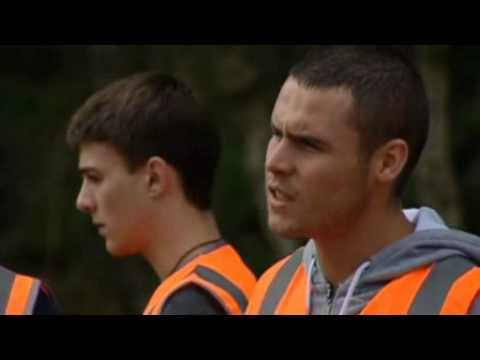 Aaron & Jackson take the next step   Danny Miller Interview