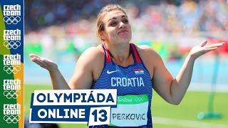 Tajemství olympijských medailí | Olympiáda online | Rio 2016