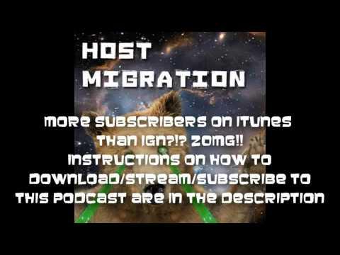 Host Migration Podcast Episode 6