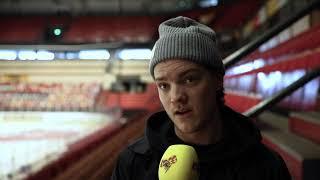 Brynäs Samuel Asklöf, 23, tvingas avsluta hockeykarriären