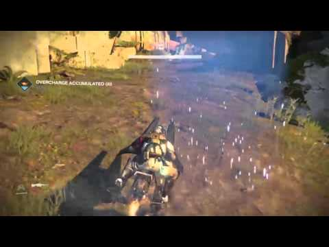 How to reach overcharge 3 - Make the vanguard smile - Destiny