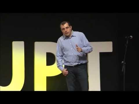 Andreas Antonopoulos: Bitcoin - The Future of Money - Disrupt 2013 - Athens, Greece