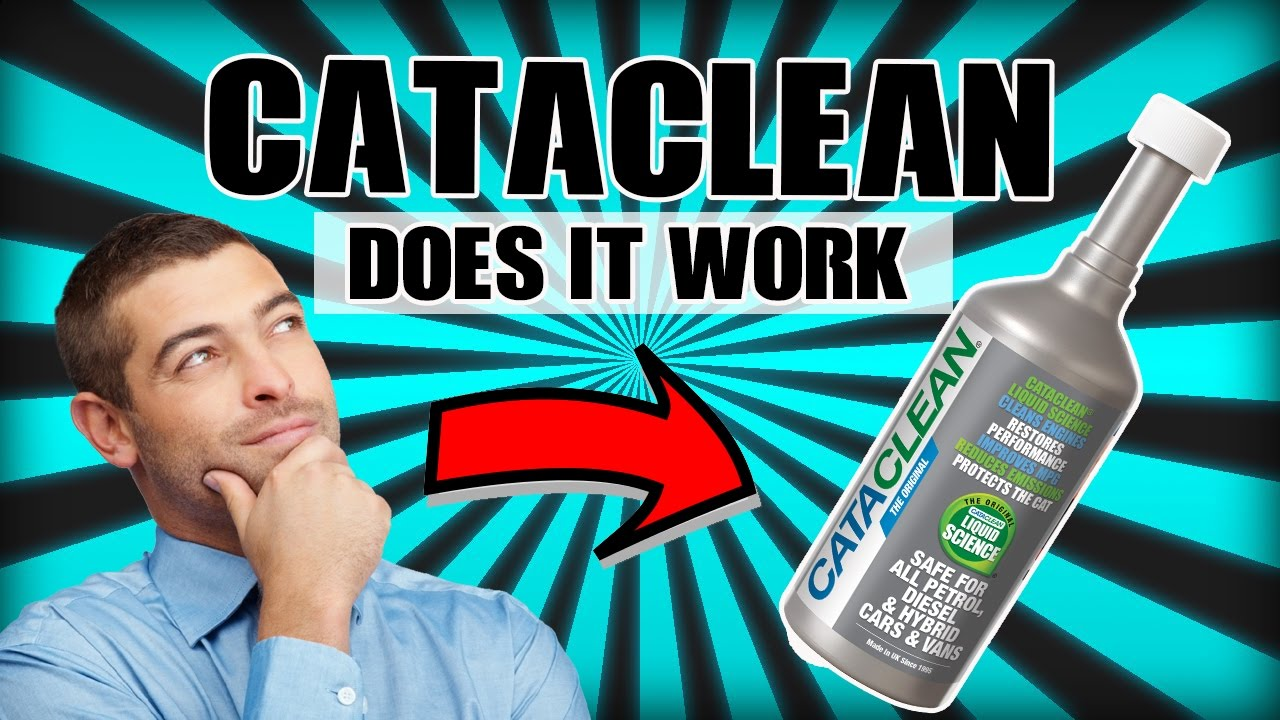 Cataclean Does It Work Review Youtube