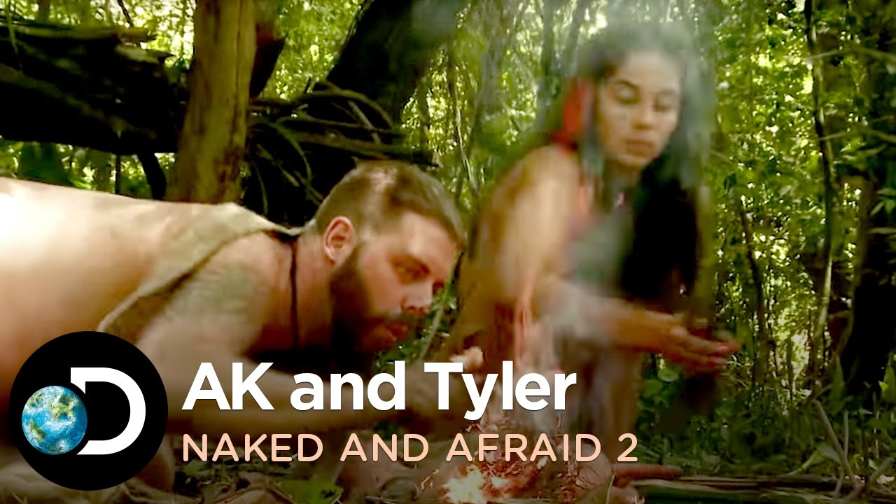 Ak And Tyler Fend Off Mosquitoes  Naked And Afraid 2 - Youtube-2195