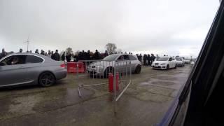megane rs MTR Motorsport vs 335d prepa mrc ksf 1er test