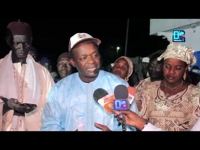 Des imams de Notto-diobass listent les réalisation du candidat, Macky Sall