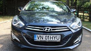 Hyundai i40 1.7 CRDI AT Test Drive Review