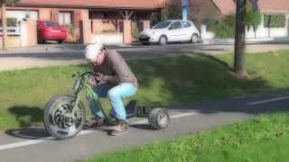Electric Drift Trike Bike
