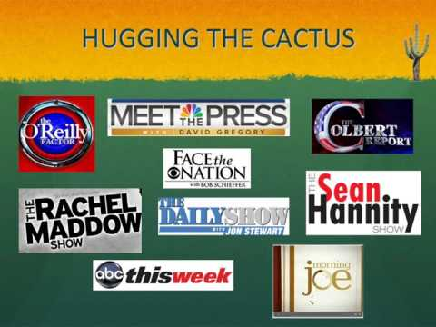 Webinar: Hugging the Cactus: Wrapping Your Arms Around the Media
