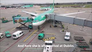 Trip Report: Aer Lingus economy A330 200 Los Angeles to Dublin