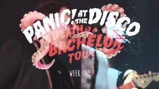 Panic! At The Disco Death Of A Bachelor Tour Week 1 Recap